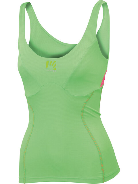 Karpos Fast Top Women Green Fluo/Pink Fluo
